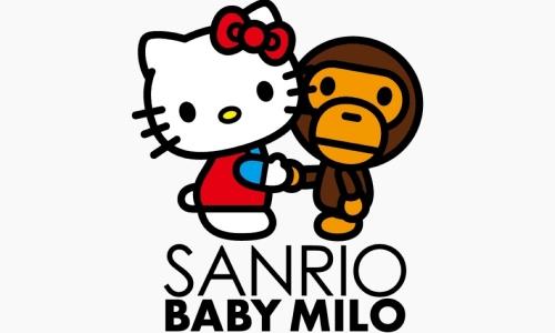 BABY MILO® x HELLO KITTY 最新联乘系列释出