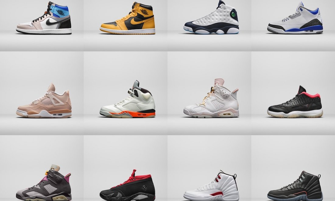 Jordan Brand 正式公布 2021 秋季系列鞋款