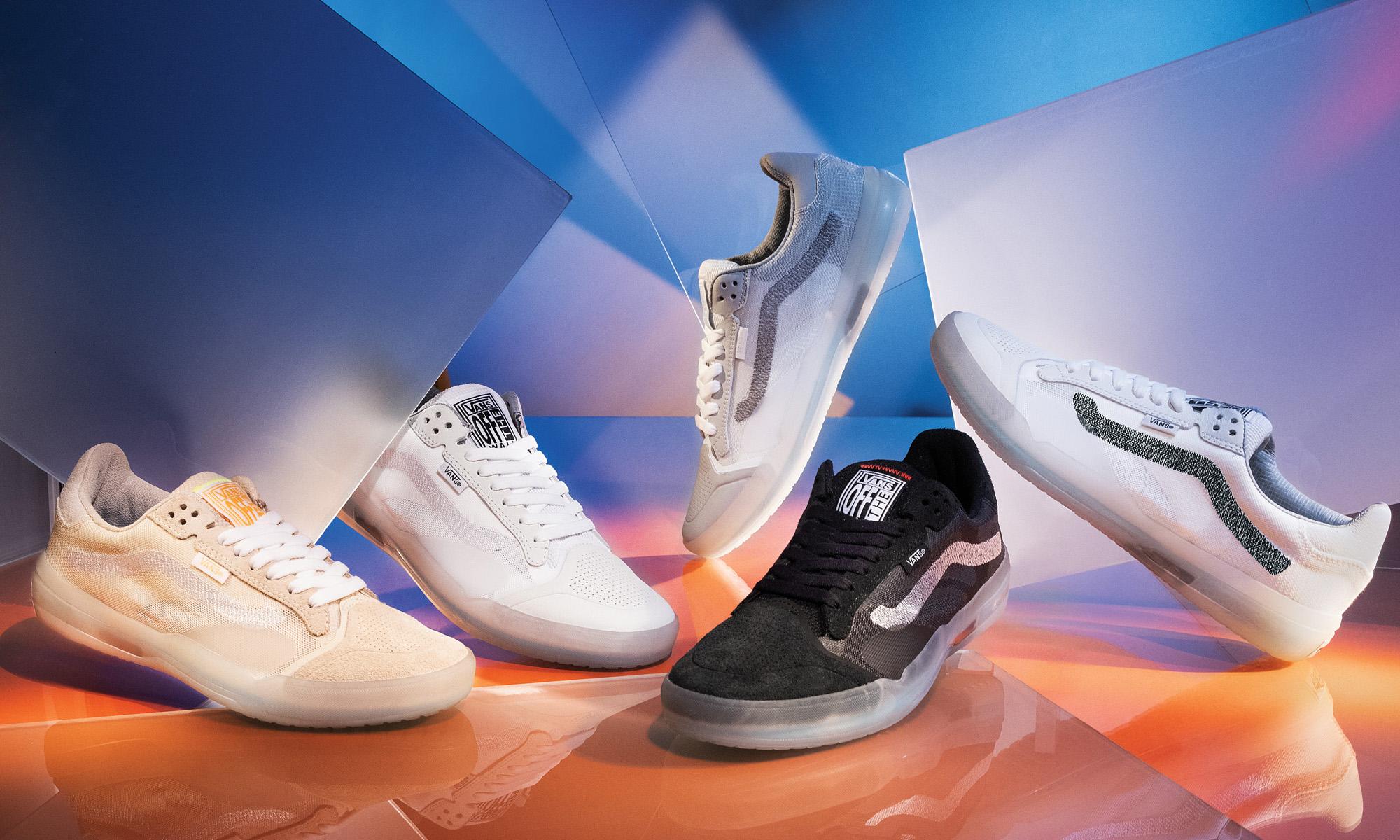 Vans 推出全新 Lifestyle 鞋型 EVDNT UltimateWaffle