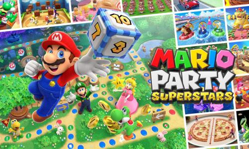集系列精华,《马里奥聚会:超级巨星》10 月发售