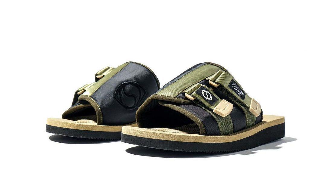 Soulection x SUICOKE 全新联乘鞋款释出