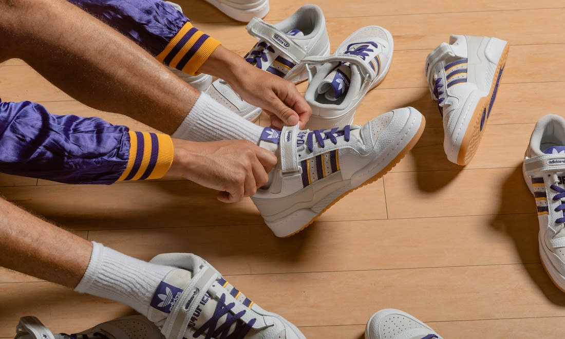 Shoe Palace x adidas Forum Low「Fabulous Forum」即将发售