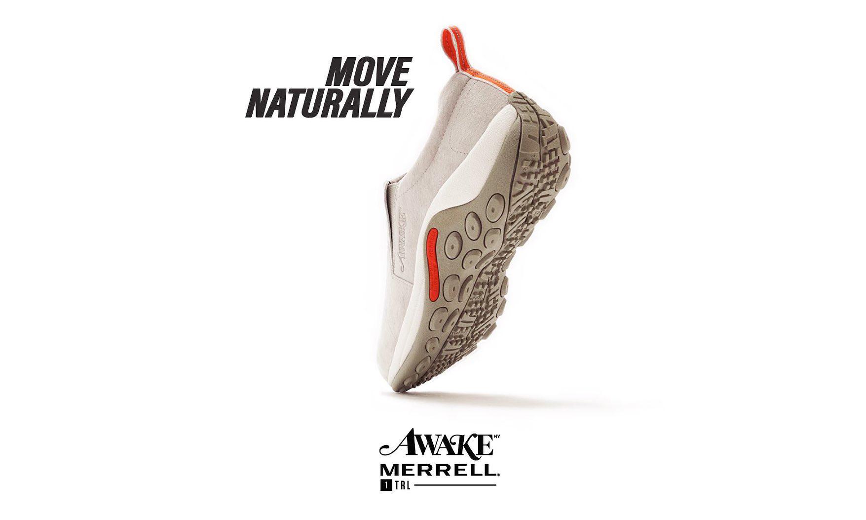 Awake NY x Merrell 联名鞋款曝光