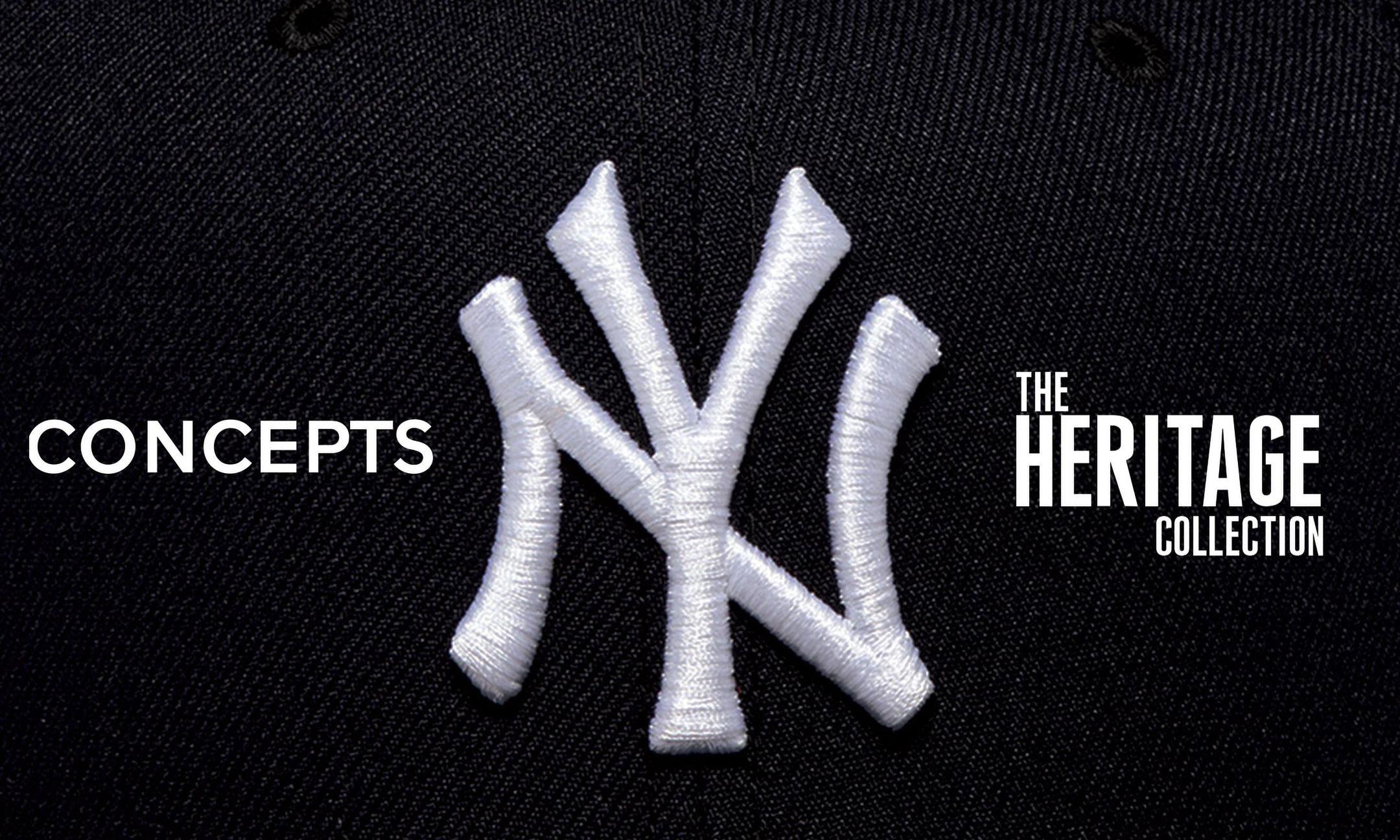 CONCEPTS 联手 New Era 推出 Heritage 系列帽款