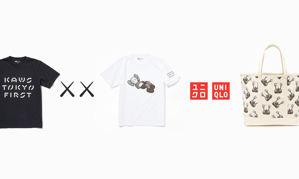 为庆祝 KAWS 日本个展开幕,KAWS x UNIQLO 联名再度回归
