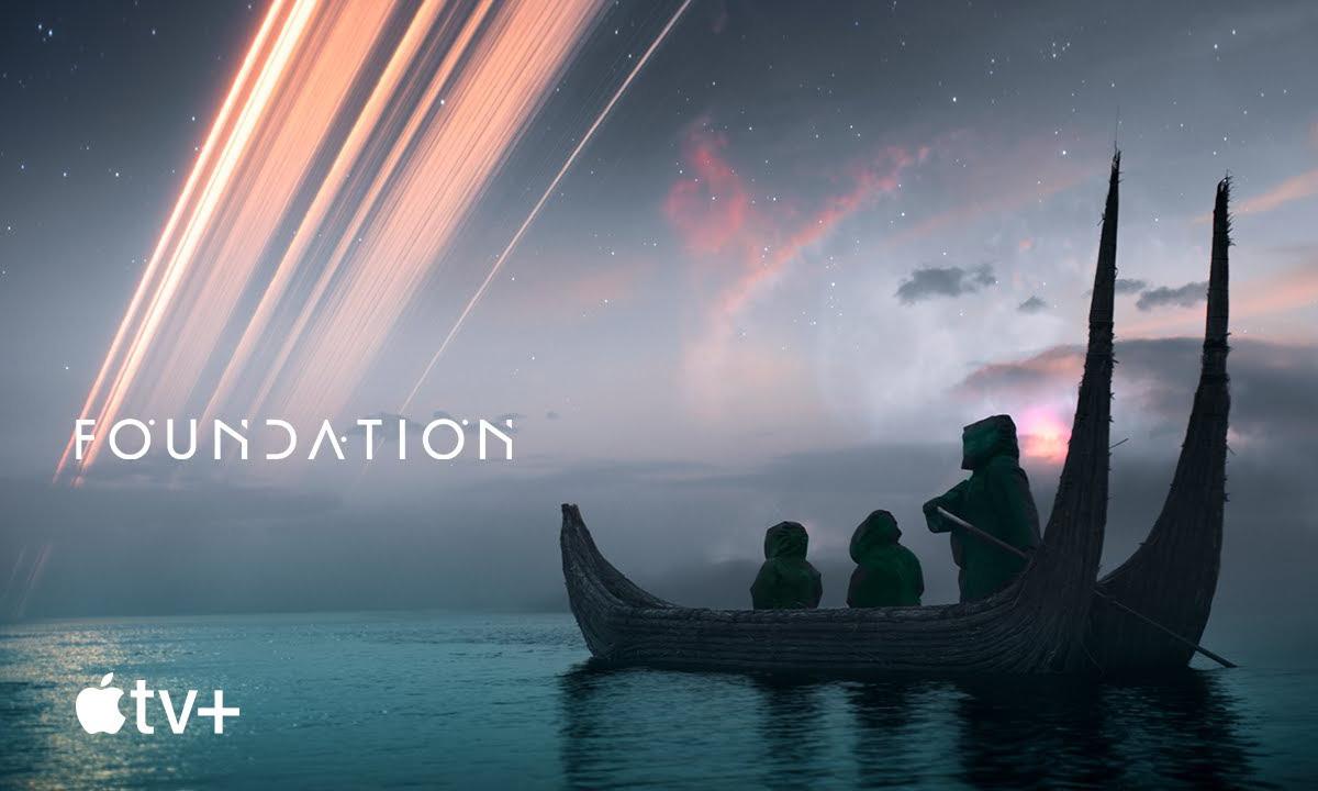 最佳科幻小说改编成剧, 《Foundation》将于 9 月开播