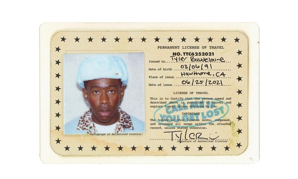 Tyler, the Creator 新专辑登顶 Billboard 200 榜单