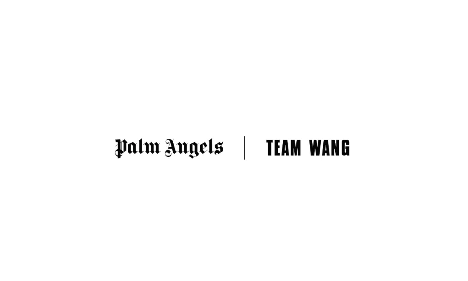 Palm Angels 发布与 TEAM WANG 合作预告