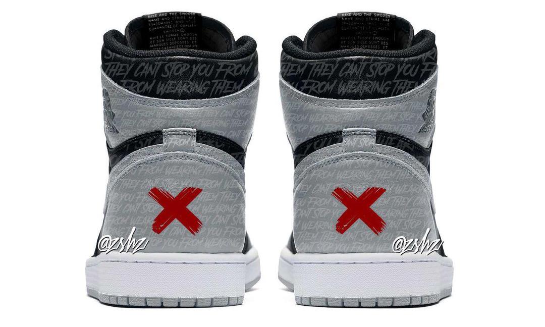 新版「禁穿」,Air Jordan I「Rebellionaire」将于明年发售