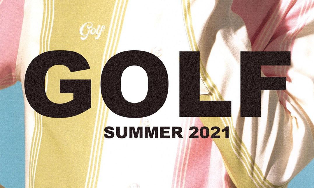 GOLF WANG 发布全新 2021 夏季系列