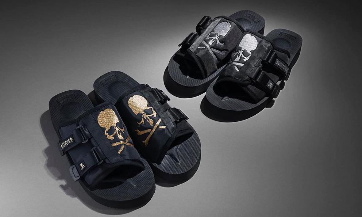 SUICOKE 携手 mastermind JAPAN 推出限量拖鞋胶囊系列