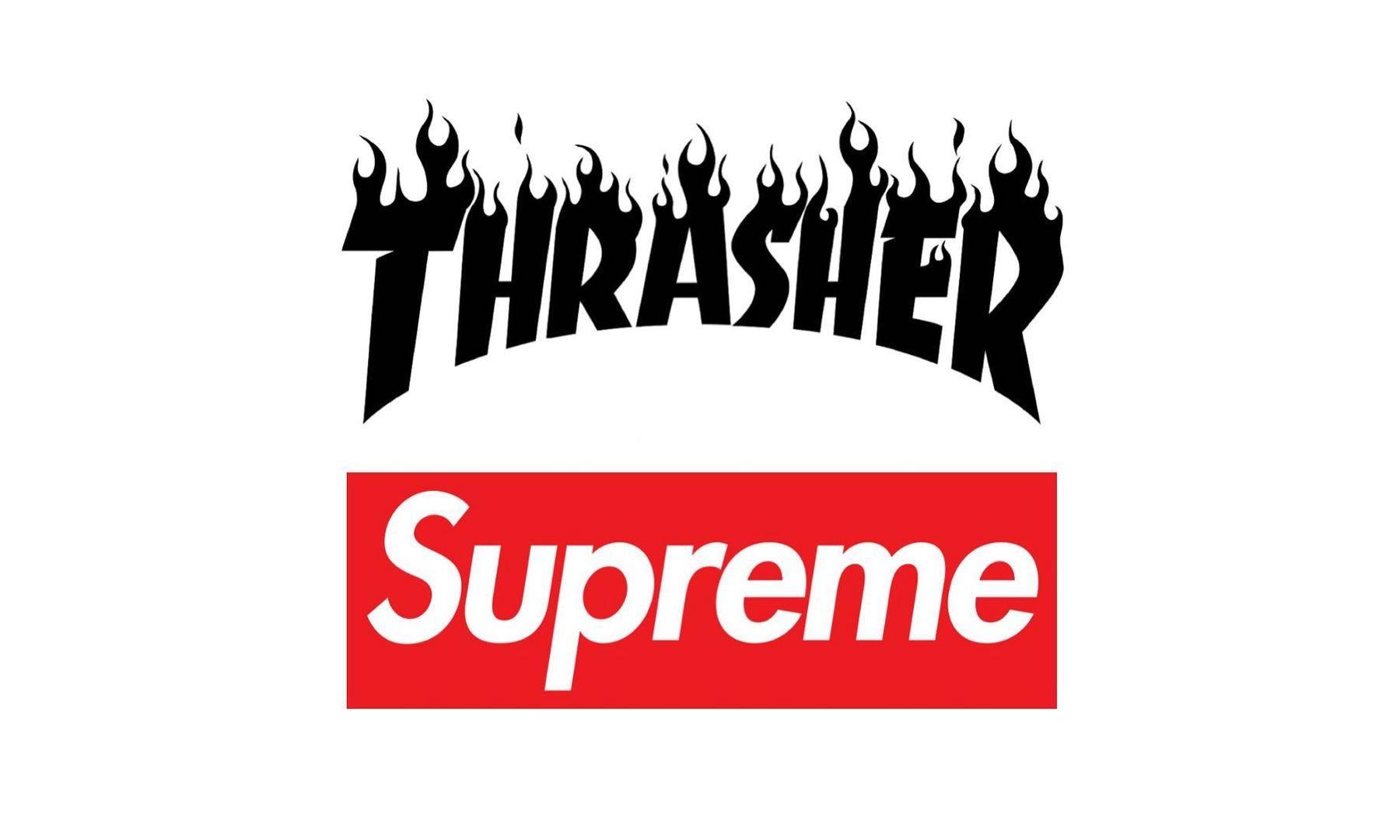 Supreme 或将于 2021 秋冬季度携手 THRASHER 推出全新联乘