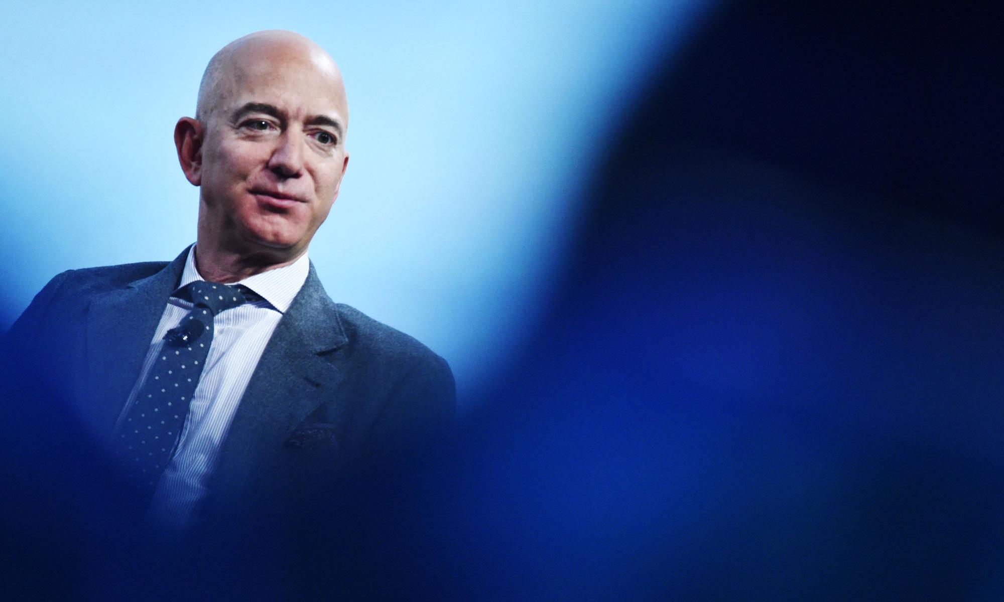 贝索斯正式卸任亚马逊 CEO
