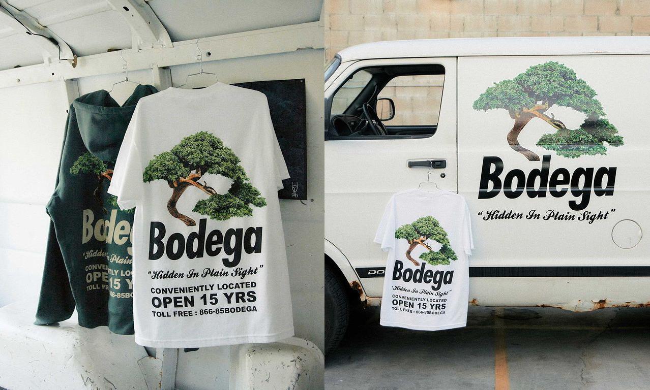Bodega 携手 PLEASURES 推出十五周年胶囊系列