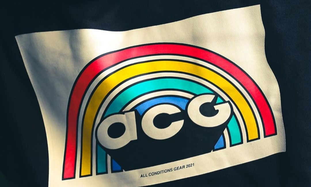 Nike ACG 2021 秋季系列即将发售