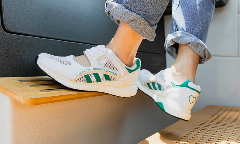 HUMAN MADE x adidas EQT RACING HM 即将发售