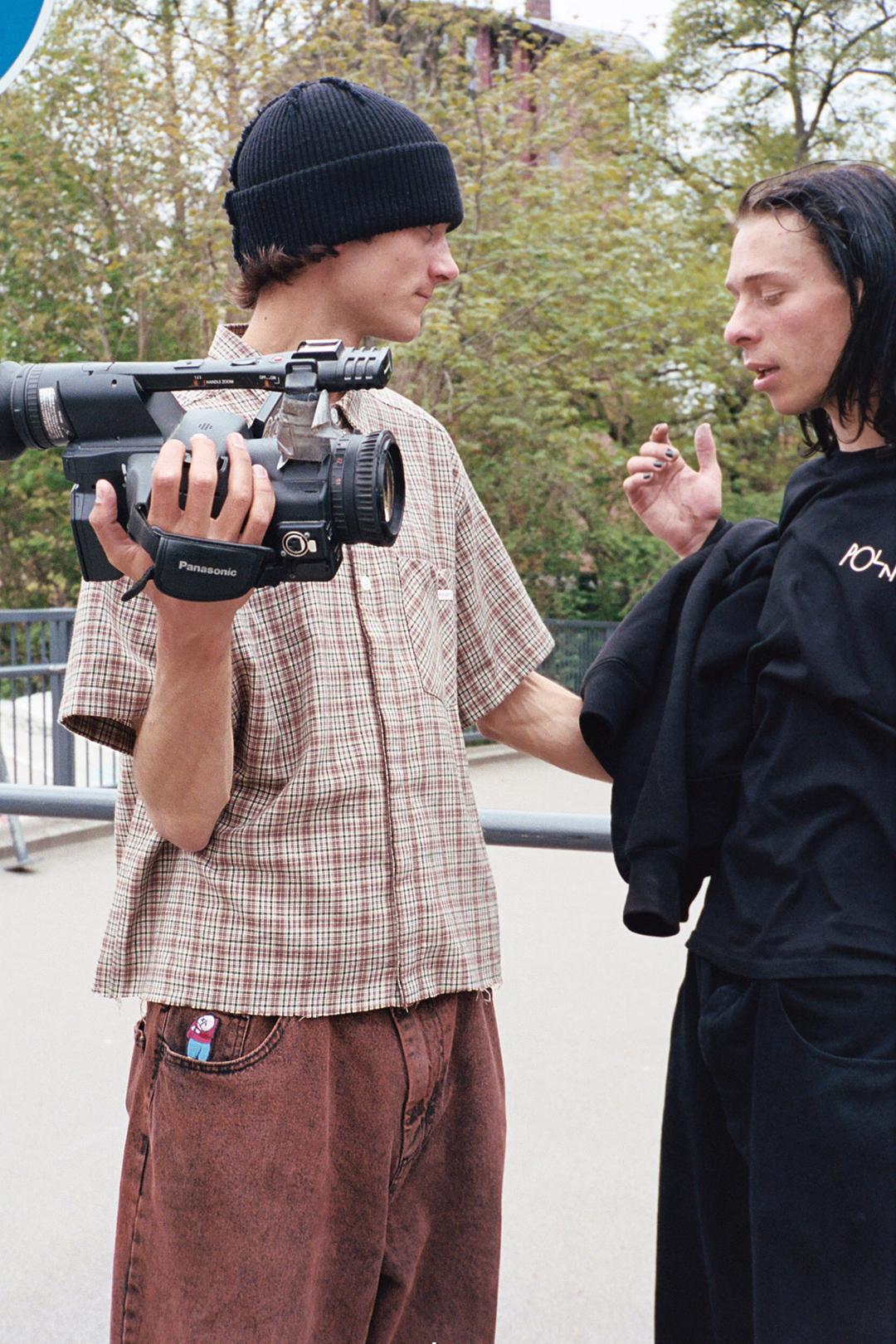 POLAR SKATE CO. 21 夏季系列发售-Blackwings官网-男士形象改造-穿搭设计顾问-男生发型-素人爆改