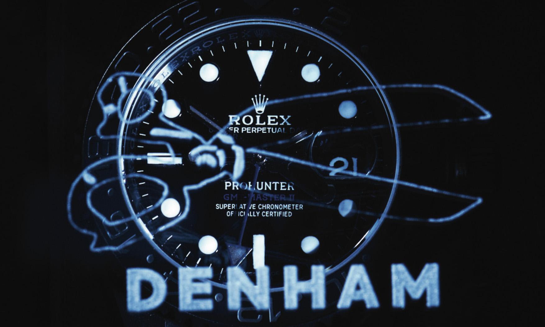 Denham 打造腕间的牛仔情怀