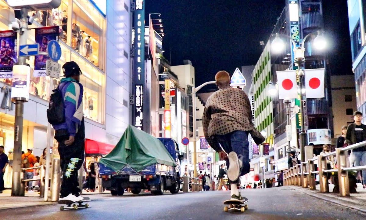 奥运金牌背后的日本「滑板热」,连西山彻也是被影响的一代…