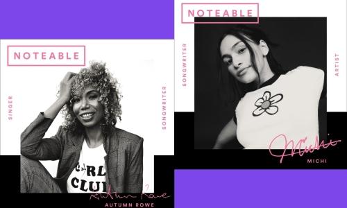 Spotify 的「Noteable Releases」 歌单将流行乐背后制作人放到幕前