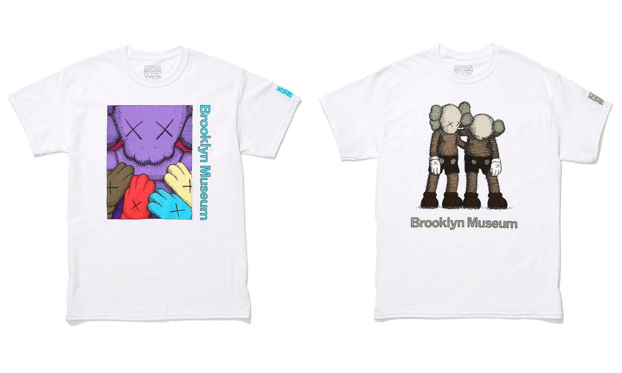 KAWS Brooklyn Museum 展览限定 Tee 释出
