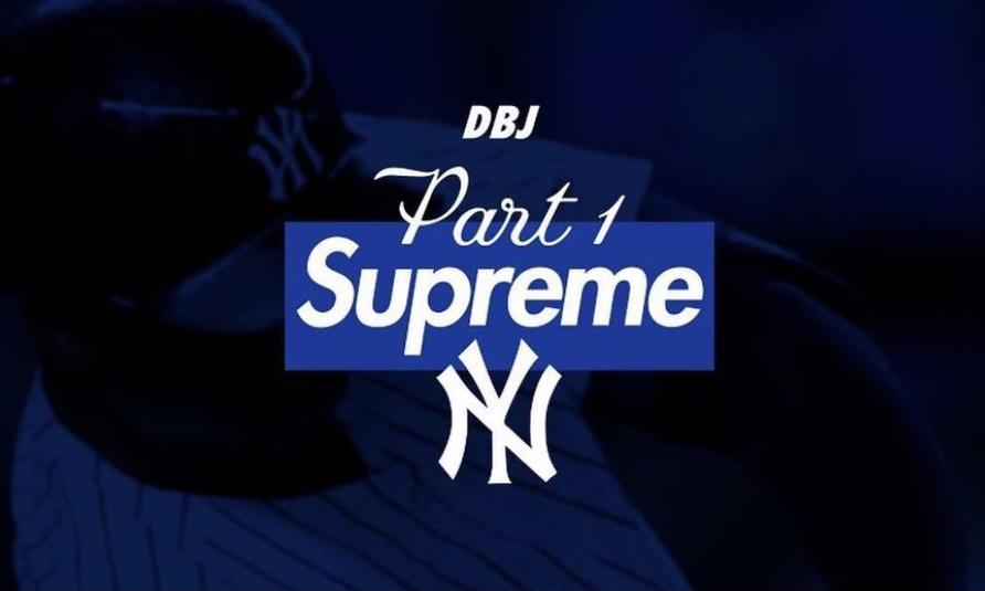 Supreme x New York Yankees 合作单品释出