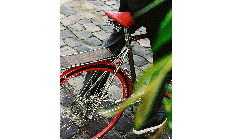 售价 20 万,LV 与 Maison TAMBOITE 联手打造自行车
