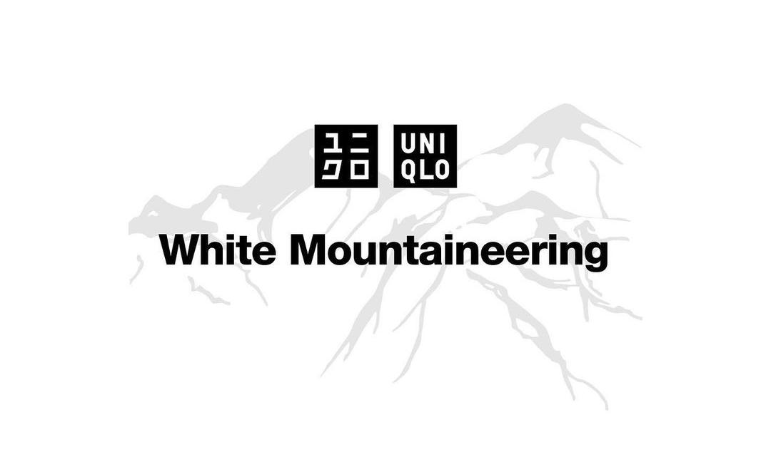 White Mountaineering x UNIQLO 2021 秋冬联名预告释出
