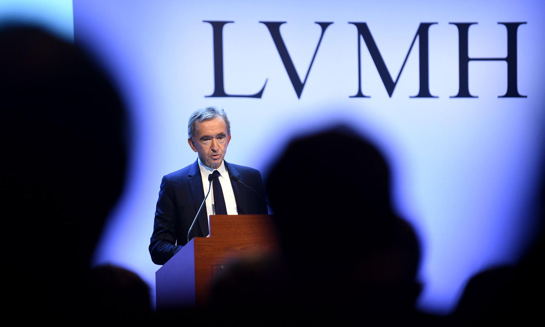 LVMH 成过去 20 年收购最多品牌的奢侈品集团
