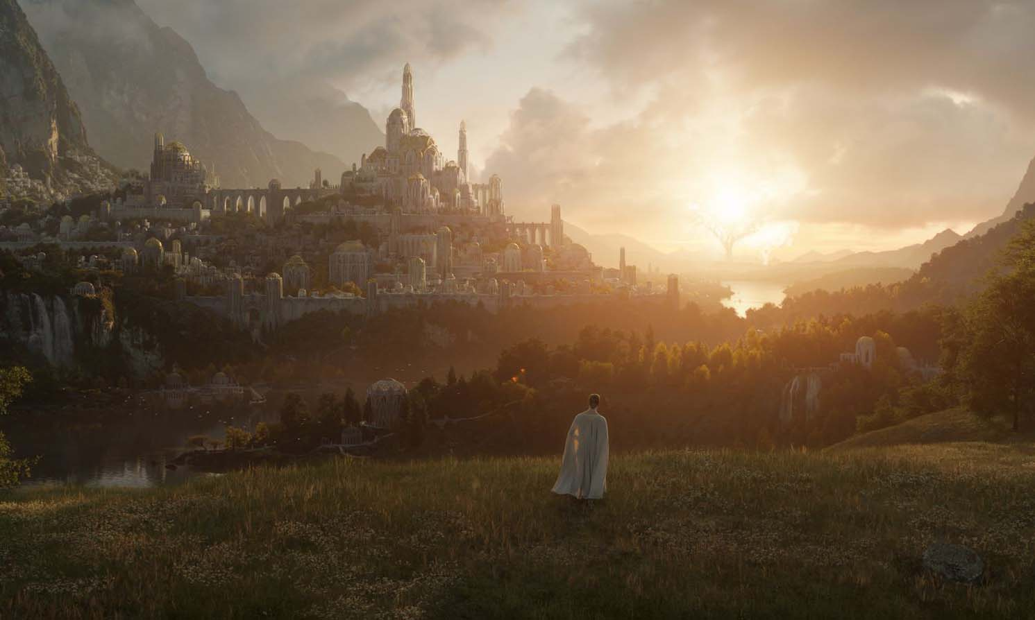 亚马逊《指环王》系列原创剧集将于明年 9 月首播