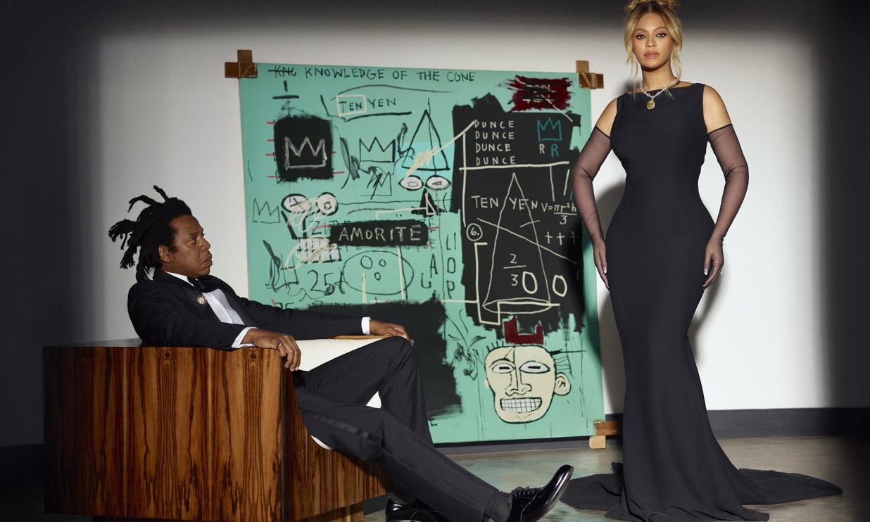 Beyoncé 与 Jay-Z 出镜 Tiffany「About Love」广告大片