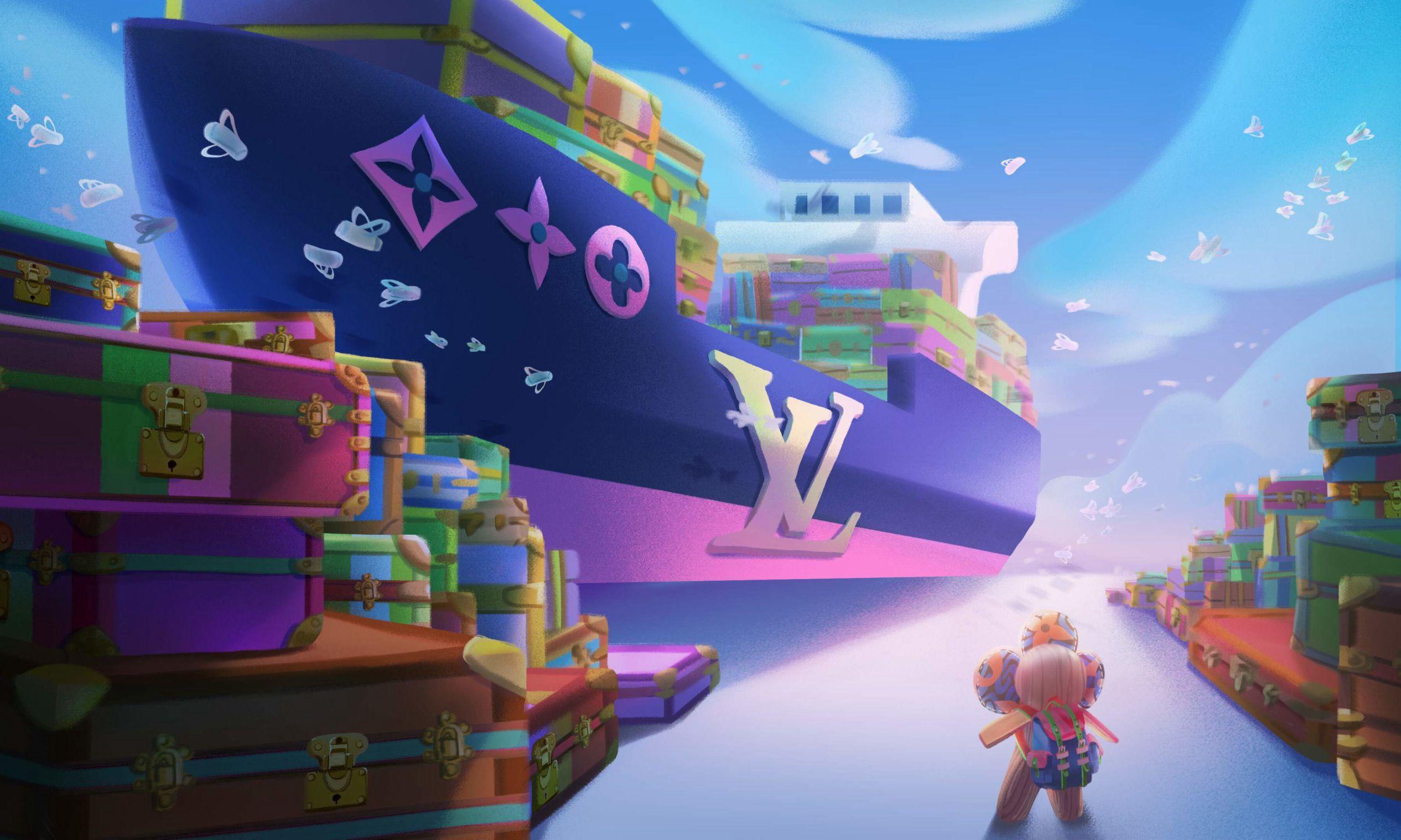 LV 推出新手游,真的是为了让玩家们「玩游戏」吗?
