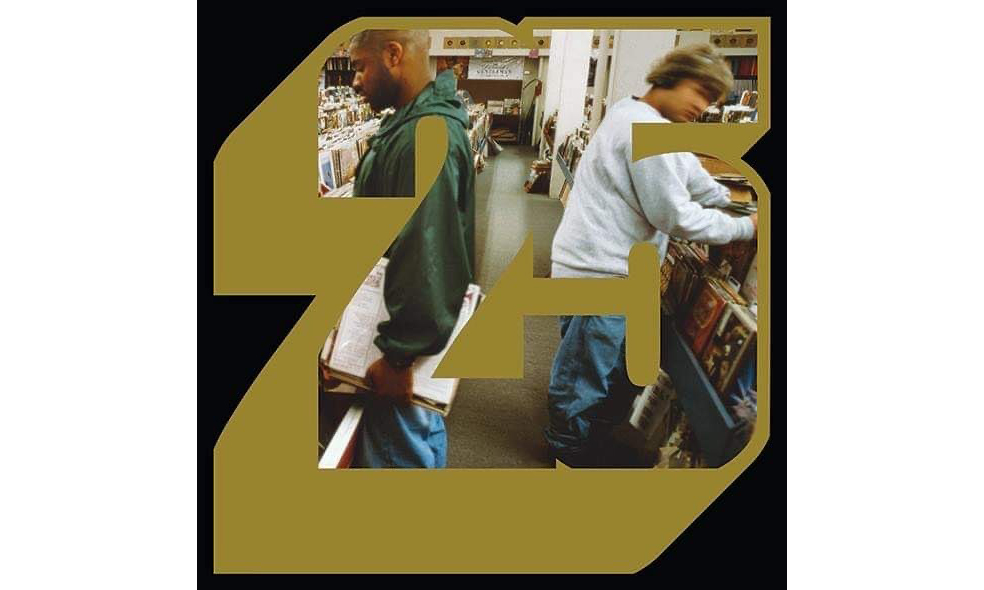 DJ Shadow 的 1996 年「神专」《Endtroducing…..》将在本月发行 25 周年再版