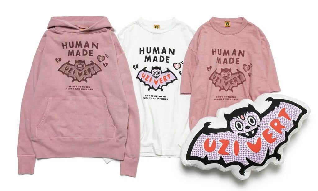HUMAN MADE x Lil Uzi Vert 合作系列限时开催
