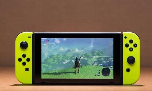 任天堂 Switch 终于能够连接蓝牙耳机
