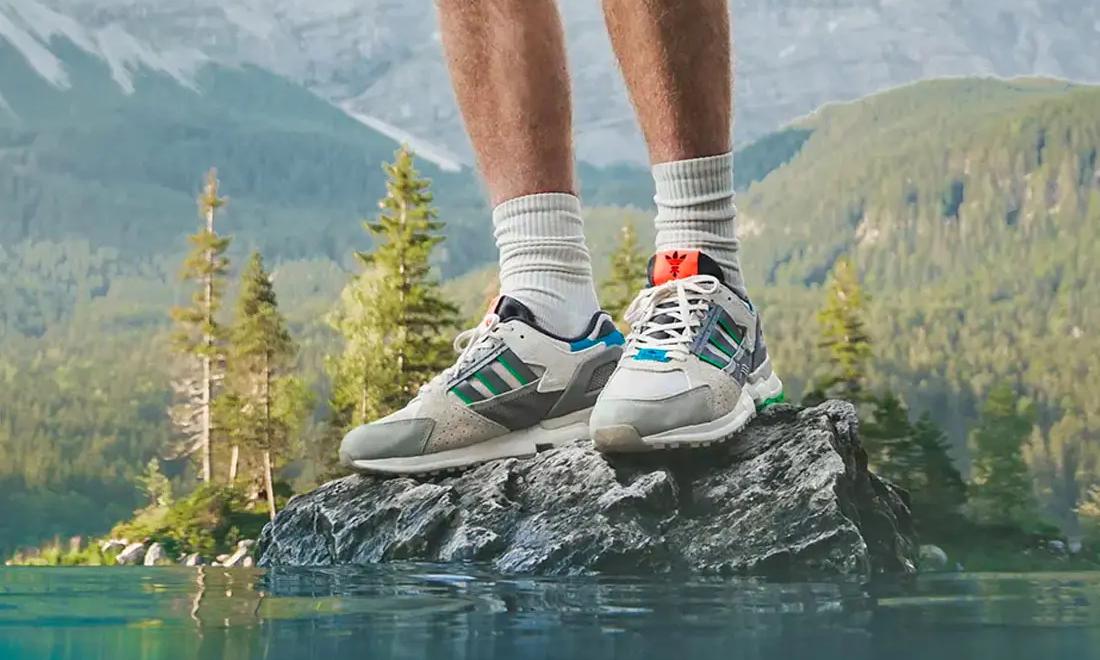 纪念 10 周年,43einhalb 与 adidas 打造联名鞋履