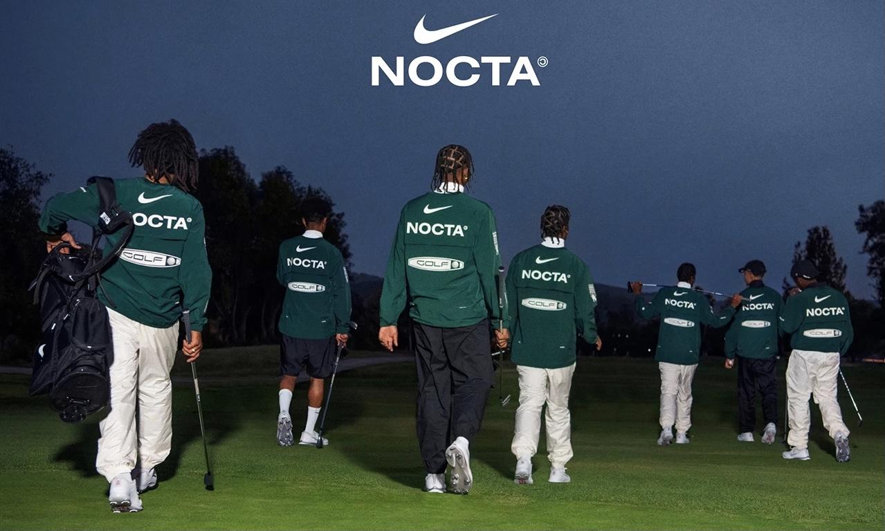 NOCTA x Nike 全新「Golf」系列