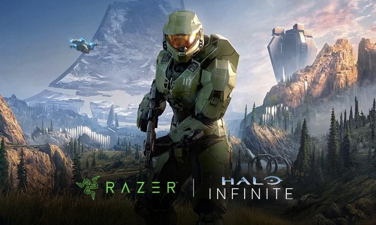 Razer 推出《光环:无限》主题外设