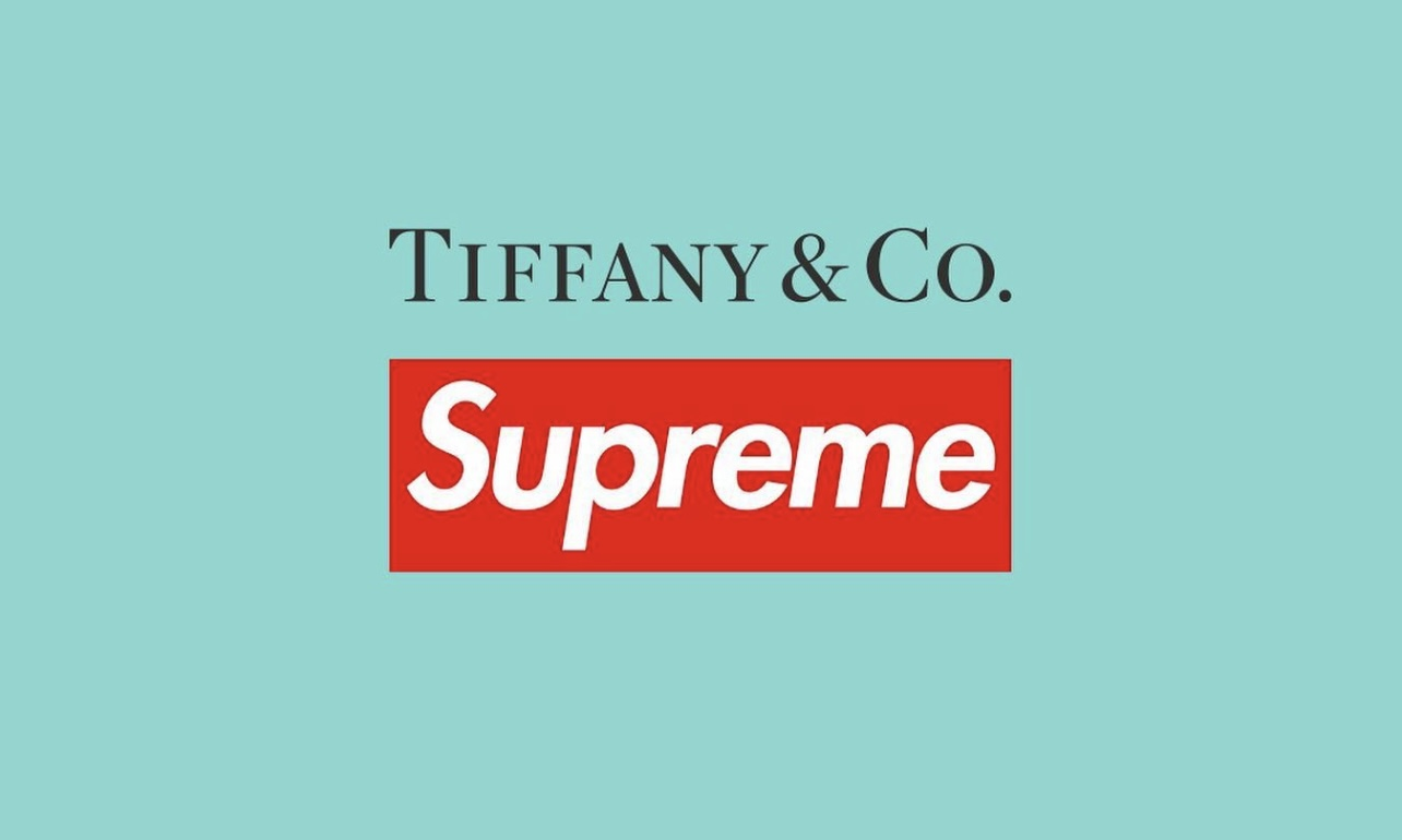 Supreme x Tiffany&Co 联名系列即将来袭