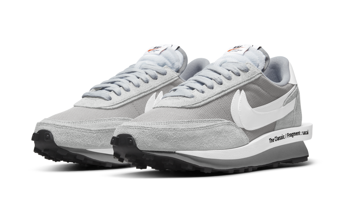 fragment design x sacai x Nike LDWaffle「Light Smoke Grey」延期发售