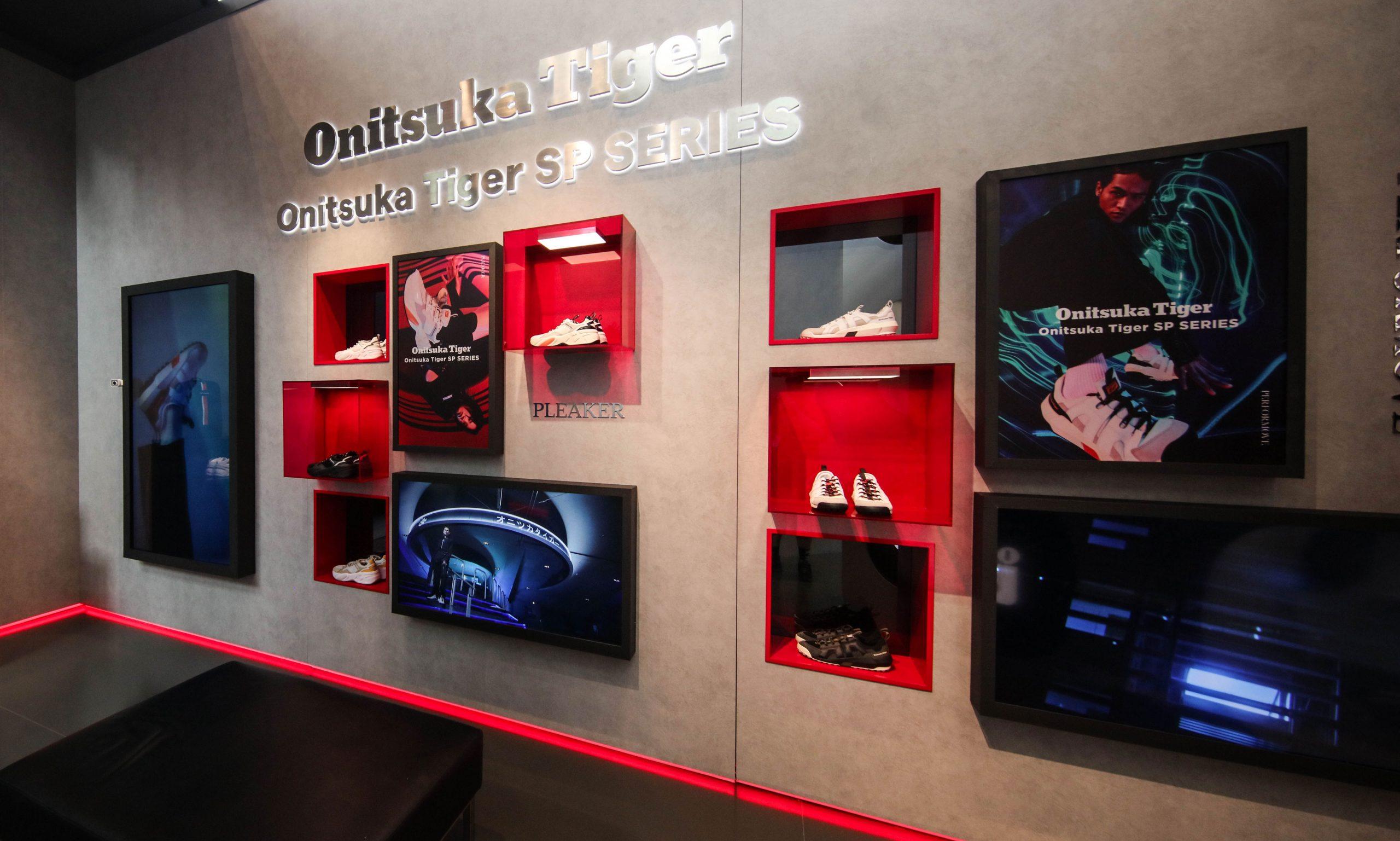 没了「虎爪纹」的 Onitsuka Tiger 靠什么吸引消费者?