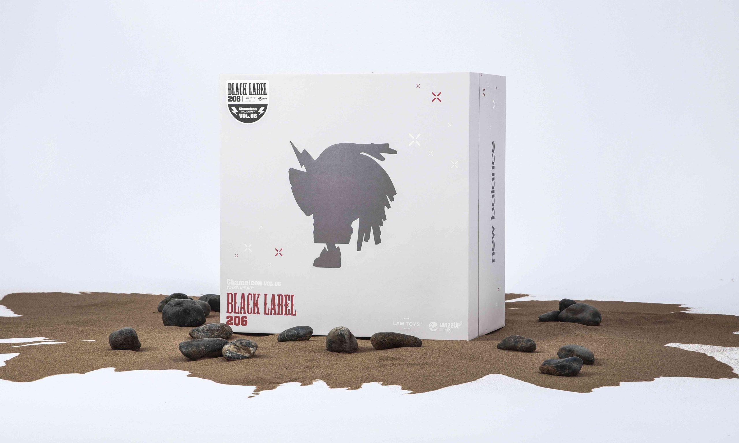 放胆玩耍,New Balance 2002R LAMTOYS 特别套装正式发布