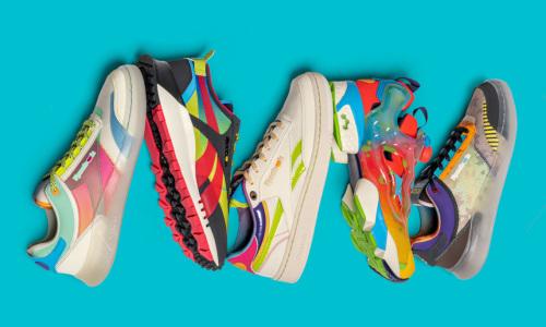 Reebok x 糖果公司 Jelly Belly 鞋款系列即将发售