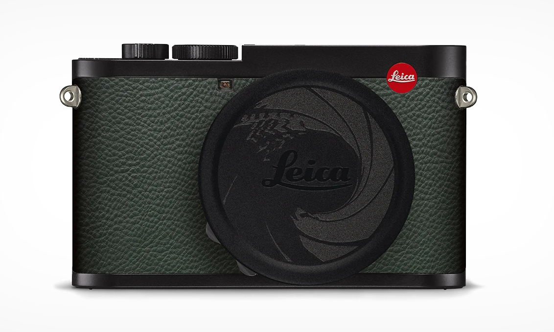 詹姆斯·邦德的选择,Leica Q2 007 限定版释出
