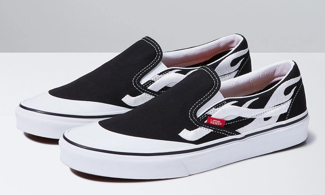 ASAP Rocky 携手 Vans 推出 Slip-On 联名鞋款
