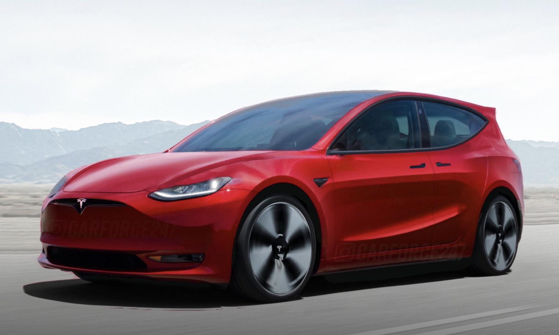 特斯拉新车或将命名 Model Q,2023 年上市