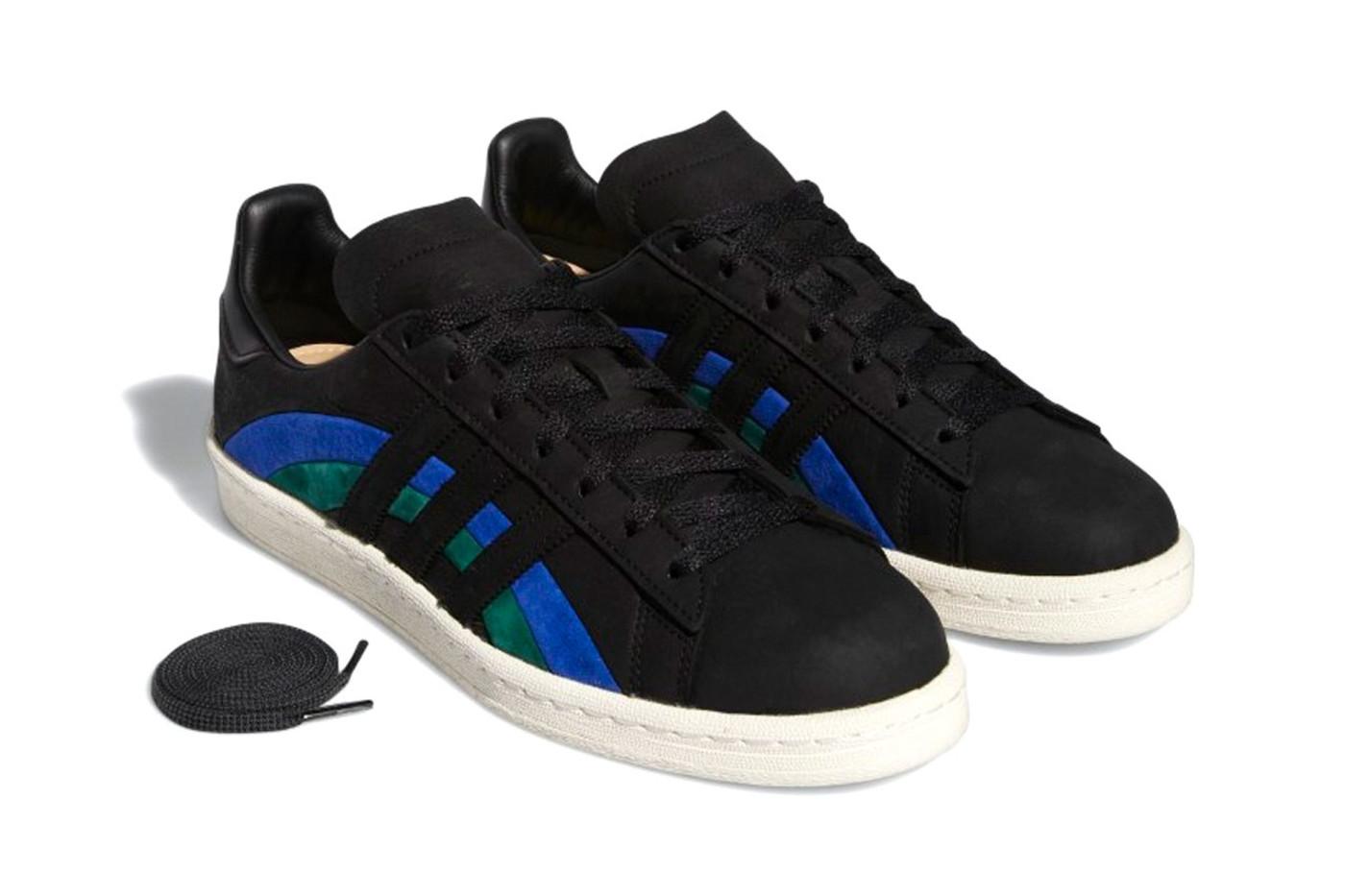 adidas 与 BOOK WORKS 联名鞋款已发售
