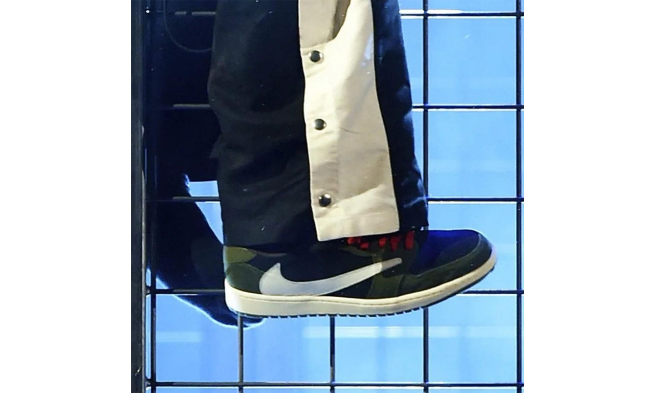Travis Scott x Air Jordan I Low 全新配色曝光