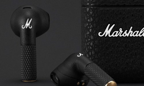 Marshall  发布首款真无线主动降噪耳机 Motif ANC