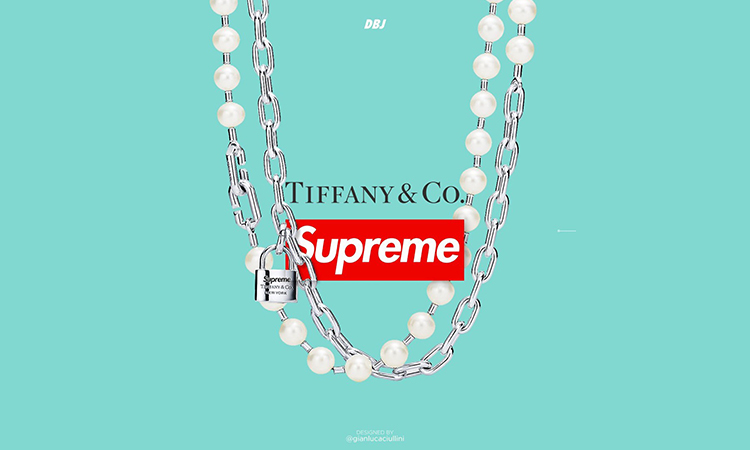 抢先预览 Supreme x Tiffany & Co. 2021 秋冬联名系列